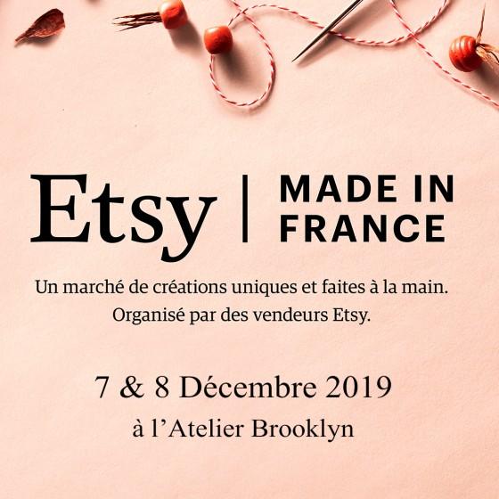 Salon de Créateurs Team Etsy Toulouse 2019