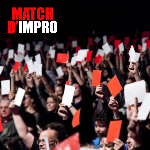 Spectacle - Match d'Impro 2 - ICL - Impro Champions Ligue - saison 2019-20
