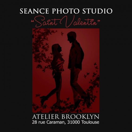 Offrez une séance photo pour la St Valentin !