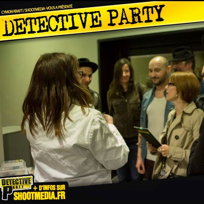 Detective party a Toulouse